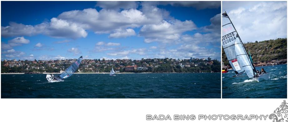 Middle Harbour Australia - The Spit - Mossman - Liesl Tesch & Daniel Fitzgibbon
